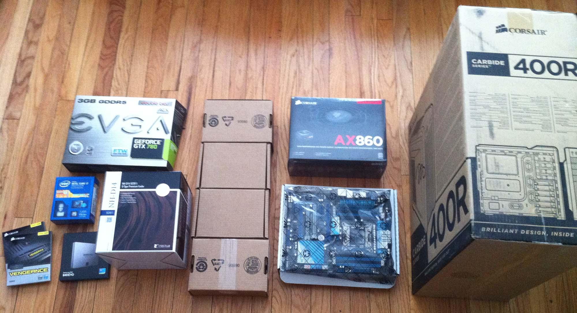 New Computer Components