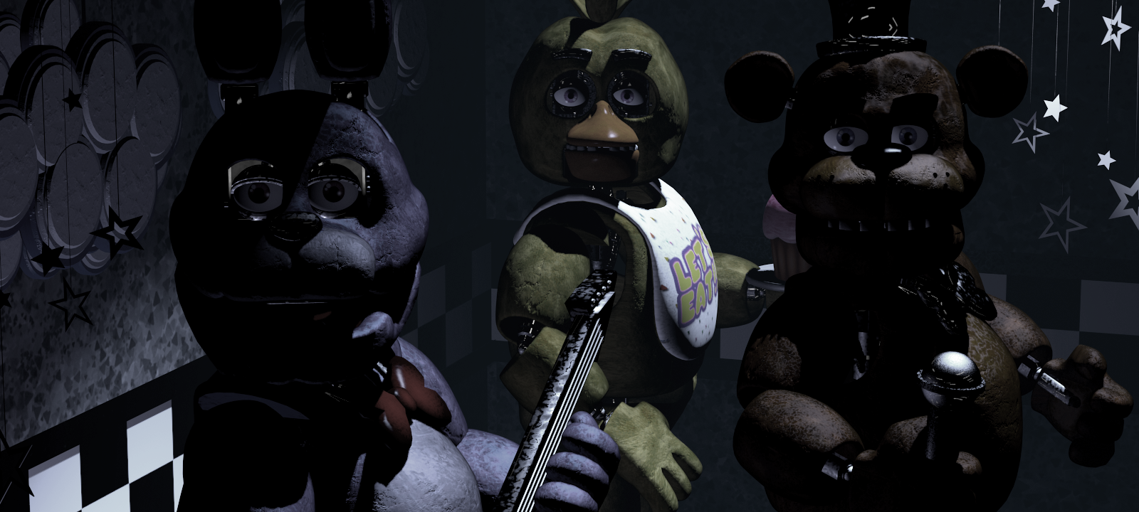 Drawing inspiration from the five nights at freddy s series david